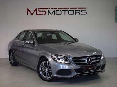 gebraucht Mercedes C220 C-Klassed Avantgarde / NAVI / TOP ZUSTAND / KREDIT / GARANTIE Limousine
