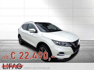 gebraucht Nissan Qashqai 1,3 Autom. N-Conn. *ab € 22.990,-*