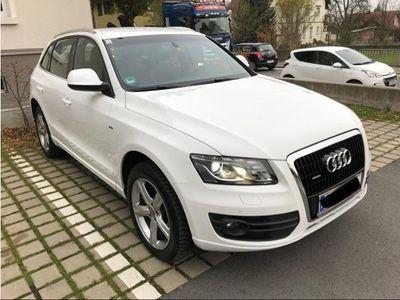 gebraucht Audi Q5 3,0 TDI quattro DPF S-tronic