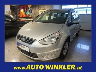 brugt Ford Galaxy Trend 1,6TDCi Business-Paket Kombi / Family Van,