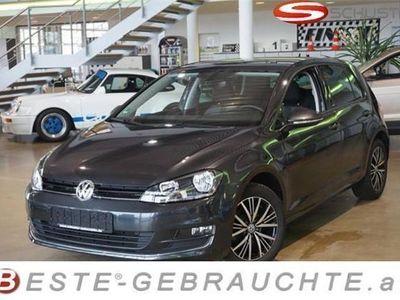 gebraucht VW Golf VII TSI 1.2 BMT DSG Allstar