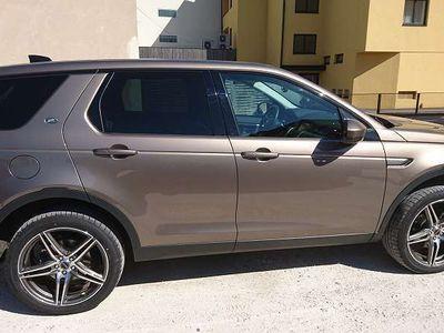 gebraucht Land Rover Discovery Sport 2,0 TD4 4WD SE *NAVI*MANUELL*8fach Bereift* SUV / Geländewagen,