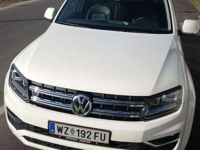 gebraucht VW Amarok Aventura V6
