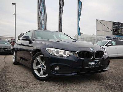 gebraucht BMW 418 Gran Coupé 4er-Reihe d GC Aut. Sitzheizung|Sportsitze|... Sportwagen / Coupé