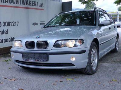 gebraucht BMW 320 Österreich-Paket + Pickerl + Standheizung + AHK