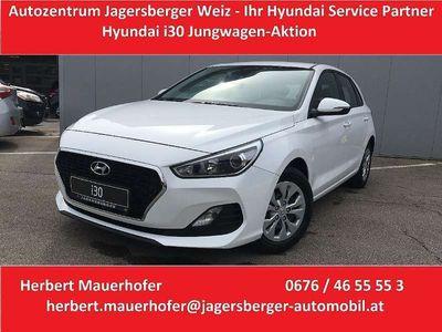 gebraucht Hyundai i30 14 MPI Entry TOP-AKTION nur 119-- mtl.