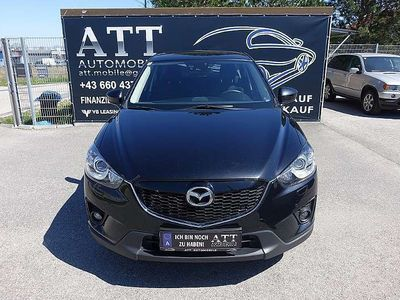 gebraucht Mazda CX-5 CD150 AWD Attraction Aut. Attraction