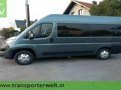 gebraucht Citroën Jumper 33 L2H2 Shine Blue-HDi 160 Camper od 8 Sitz