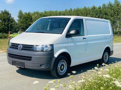 gebraucht VW Transporter T5 Kastenwagen 2.0 entry TDI-D-PF