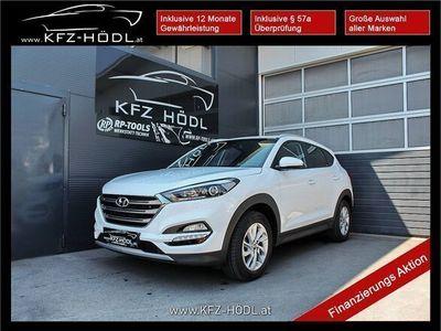 gebraucht Hyundai Tucson 2,0 CRDI Start-Stopp Business Class, Business Class, 136 PS, 5 Türen, Schaltgetriebe