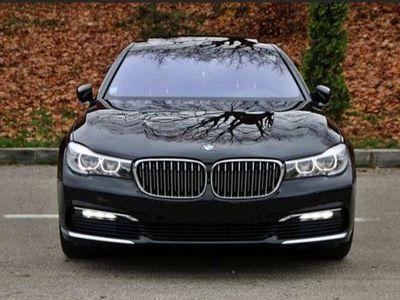 gebraucht BMW 730 7er-Reihe Allrad Diesel (G11) xDrive Aut.