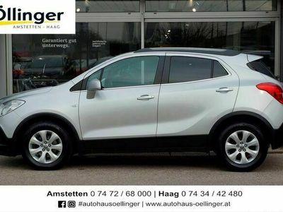 gebraucht Opel Mokka 1,7 CDTI Ecotec Cosmo Aut. SUV / Geländewagen