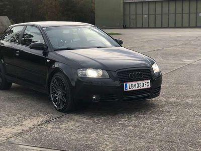 gebraucht Audi A3 S3 2,0 TDI Klein-/ Kompaktwagen