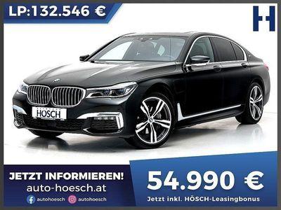 gebraucht BMW 740 7er-Reihe e Plug-in Hybrid M-Sportpaket Aut LP: 132.54... Limousine