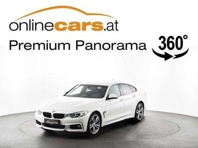 gebraucht BMW 420 Gran Coupé d xDrive M-Sport XENON TEMP SHZ MEGAPRE