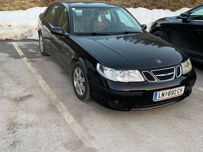 gebraucht Saab 9-5 Aero Limousine