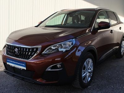 gebraucht Peugeot 3008 1,5 BlueHDi 130 S&S 6-Gang Active Navigation Bluetooth