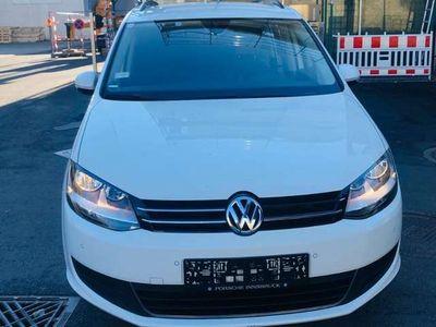 gebraucht VW Sharan 2.0 TDI BlueMotion Technology Comfortline