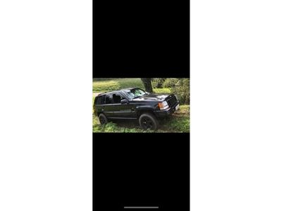 gebraucht Jeep Grand Cherokee 5,9 Limited LX Aut.