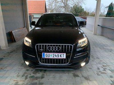 gebraucht Audi Q7 4,2 TDI SUV / Geländewagen
