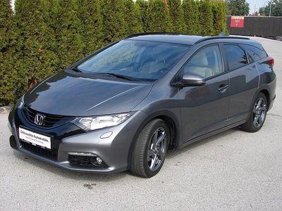 gebraucht Honda Civic Tourer 1,6i-DTEC Executive