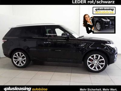 used Land Rover Range Rover Sport 3,0 SDV6 Autobiography Dynamic