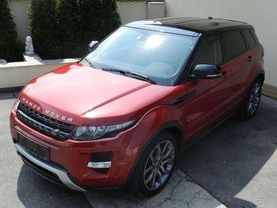 gebraucht Land Rover Range Rover evoque Dynamic 2,2 SD4 Aut. SUV / Geländewagen