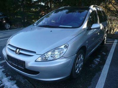 gebraucht Peugeot 307 SW HDI 90 Kombi / Family Van