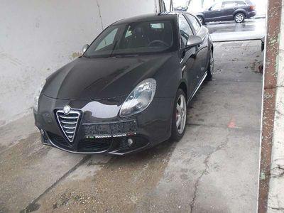 gebraucht Alfa Romeo Giulietta 1,4 TB Distinctive Klein-/ Kompaktwagen