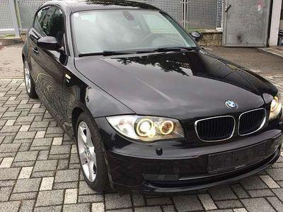 gebraucht BMW 118 1er-Reihe D E81, Steuerkette NEU! Klein-/ Kompaktwagen