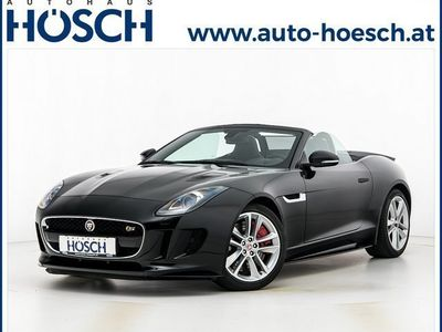 gebraucht Jaguar F-Type S AWD Cabriolet Aut. LP: 135.469.-€ Cabrio / Roadster,