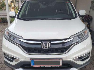 gebraucht Honda CR-V 1,6i-DTEC Lifestyle 4WD