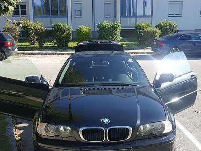 gebraucht BMW 318 Cabriolet 3er-Reihe Ci Cabrio E46 / Roadster