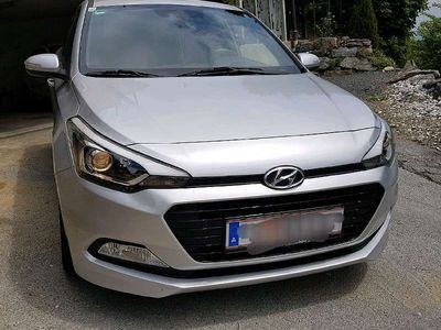gebraucht Hyundai i20 1.0 T-GDI (100PS)PREISSenkung! Top Zustand!! Klein-/ Kompaktwagen