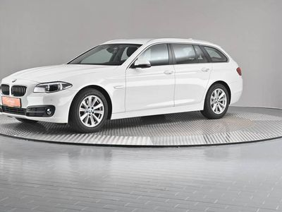 gebraucht BMW 518 5 Serie D Touring Aut.