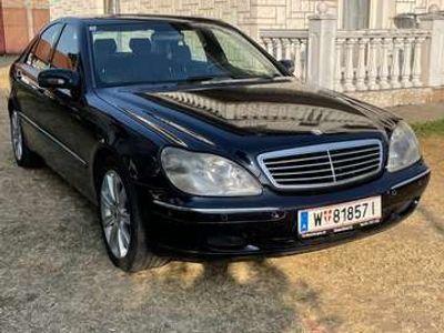 gebraucht Mercedes S320 S 320 mercedesCDI