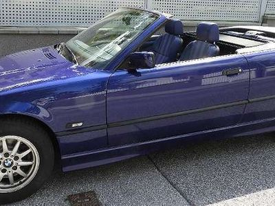 used BMW 318 Cabriolet 3er-Reihe i Cabrio - NEUES Pickerl 5/20 orig. KM, / Roadster,