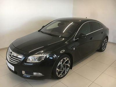 gebraucht Opel Insignia 2,0Turbo_250PS Sport_Allrad_Automatik