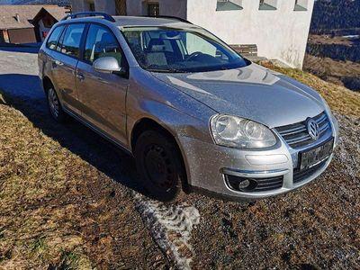 gebraucht VW Golf 1.9 TDi 4Motion Kombi / Family Van