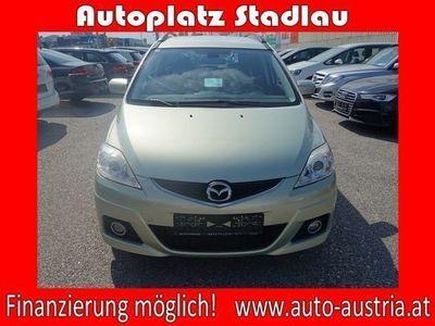gebraucht Mazda 5 5CD110 TX 7SITZE *FINANZIERUNG MÖGLICH! Kombi / Family Van,