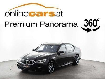 gebraucht BMW 750 7er-Reihe i xDrive Aut. MEGAVOLL M-SPORTPAKET MEGAPREIS Limousine,