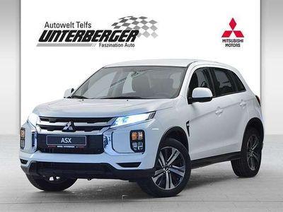 gebraucht Mitsubishi ASX 2,0 MIVEC CVT 4WD Inform Plus 20