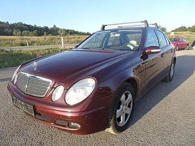 used Mercedes E280 Classic 4MATIC CDI Aut.