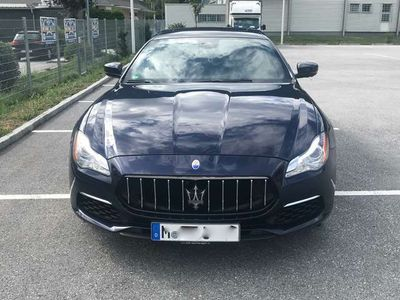 gebraucht Maserati Quattroporte GranLusso S Q4/ Fahrassistenz Plus, 20 Zoll Urano,