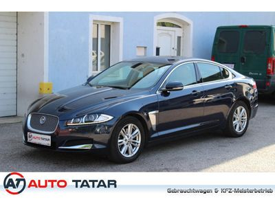 gebraucht Jaguar XF 2,2 Diesel Luxury | 260,- mtl. | 1.Besitz | Kamera