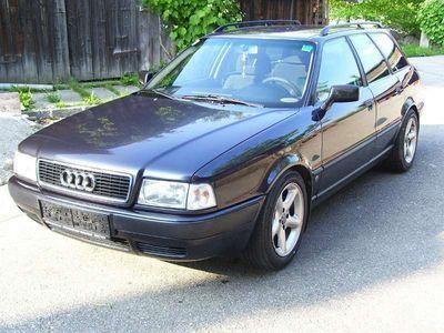 gebraucht Audi 80 B4 Kombi / Family Van