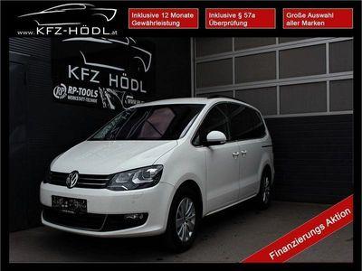 gebraucht VW Sharan Karat TDI SCR BMT