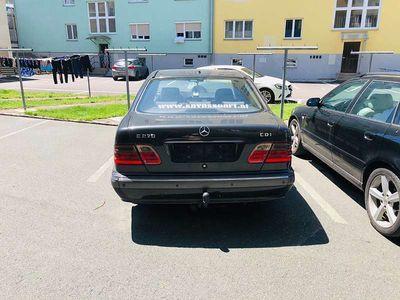 gebraucht Mercedes E270 cdi Limousine
