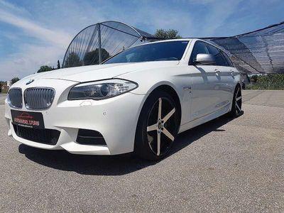 gebraucht BMW M550 5er-Reihe d xdrive *Voll ausst* Kombi / Family Van