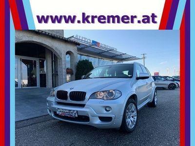 gebraucht BMW X5 3,0d Aut. M-PAKET/AHK/NAVI/LEDER
